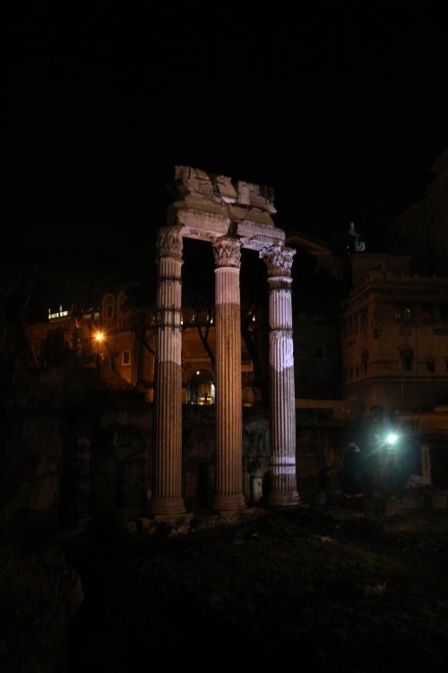 The Temple of Venus Genetrix