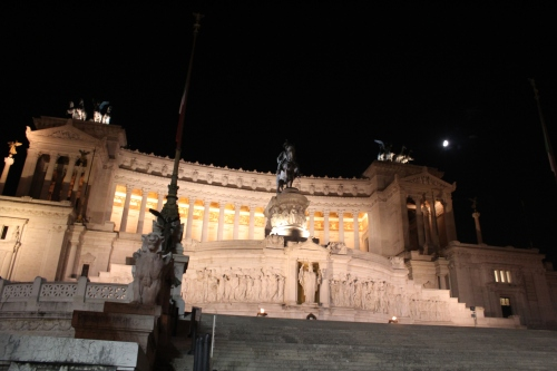 The Altar of the Fatherland AKA National Monument to Victor Emmanuel II AKA The Wedding Cake AKA The Typewriter
