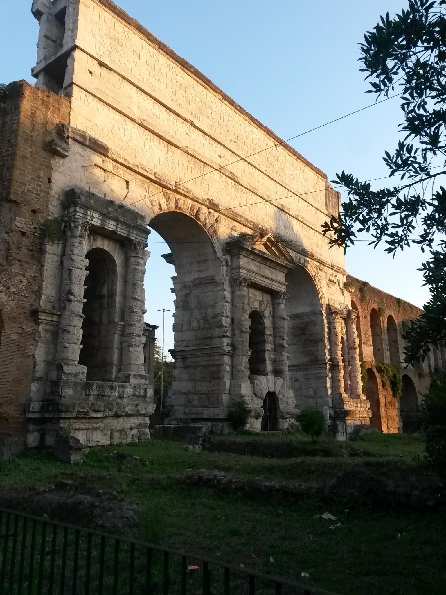 Porta maggiore tales from a tour guide for Porta maggiore