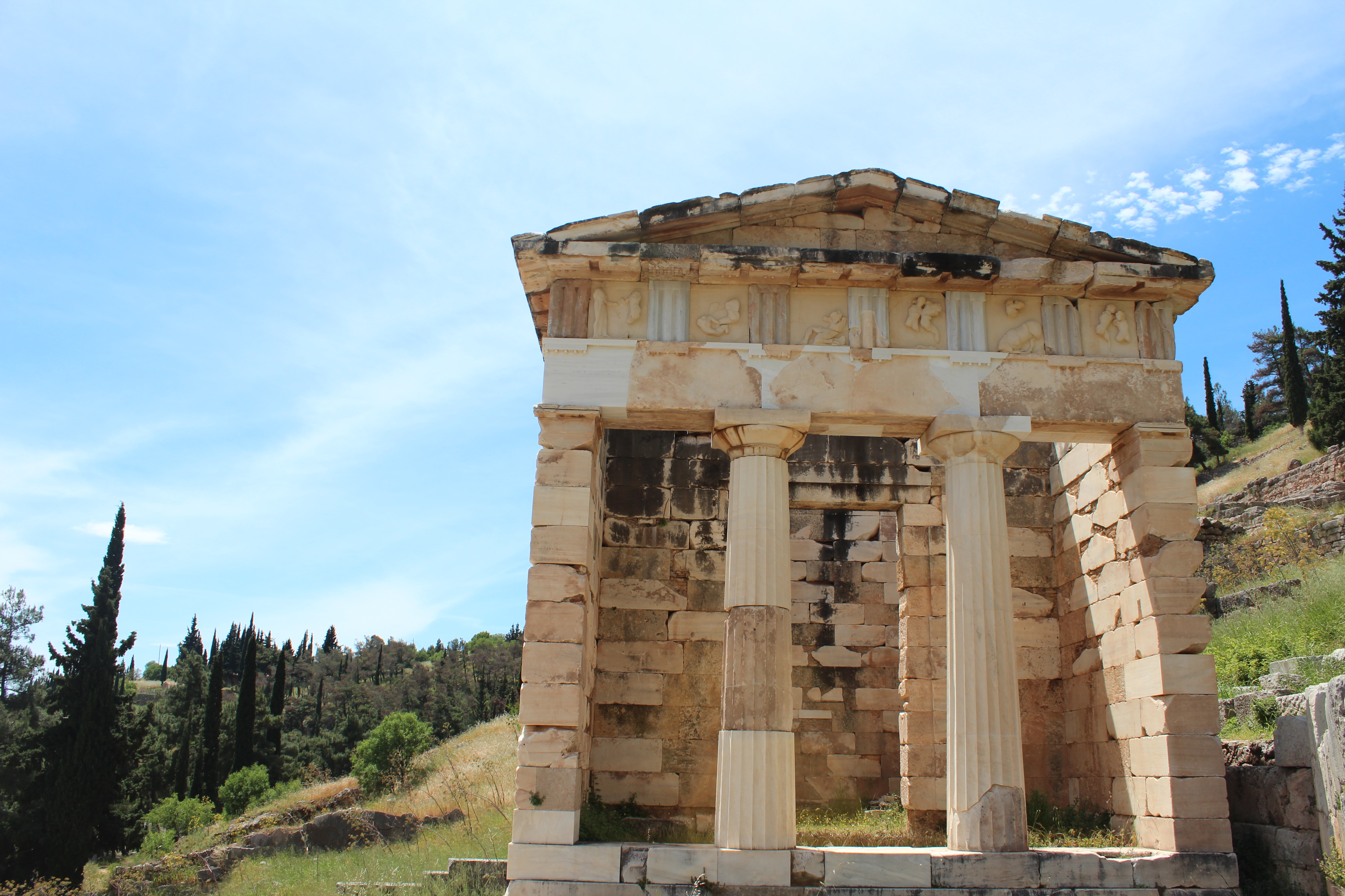 A Day in Delphi (Athens Travel Journal – Day Five)  Tales ...