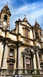 Saint Ignatius, Palermo