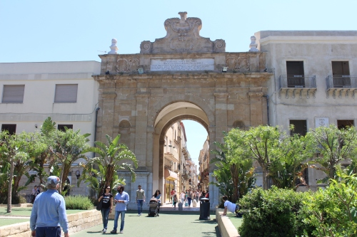 The Garibaldi Gate