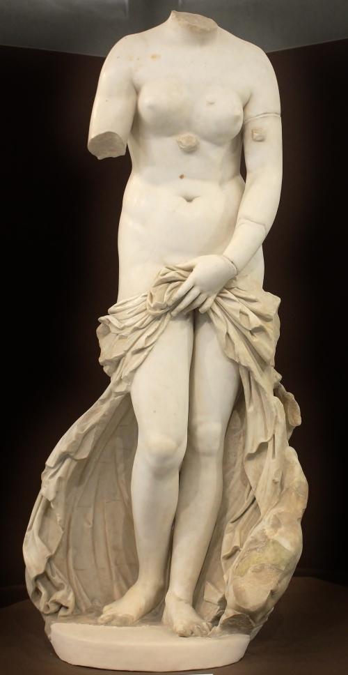Venus 'Landolina' - Roman 2ndC AD copy of a Greek 2nd BC original