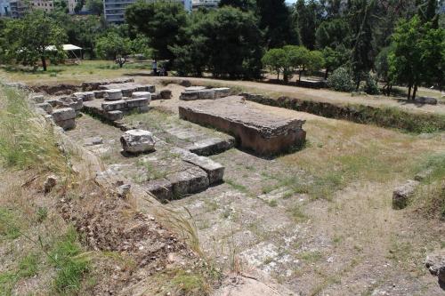 Temple of Apollo Delphinios - mid 5thC BC